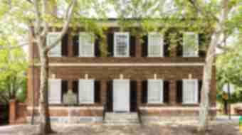 Mary Todd Lincoln House Exterior