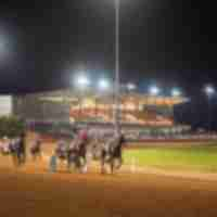 Harness-racing at The Red Mile