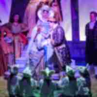 Rodgers and Hammerstein's Cinderella production.
