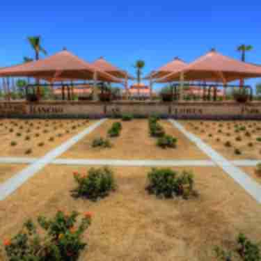 Rancho Las Flores Park in Coachella