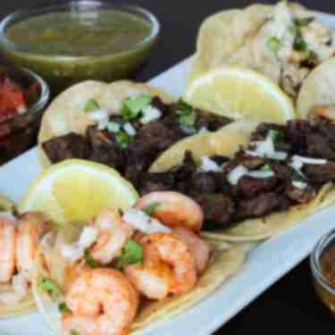 Taco plate Augustine Coachella