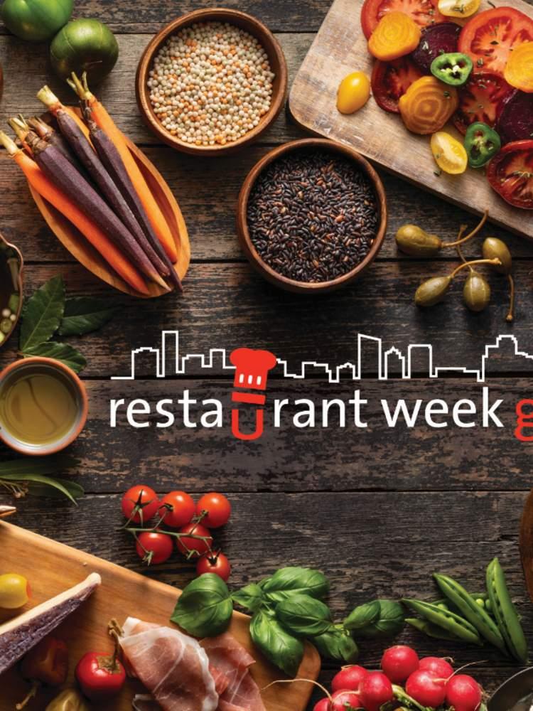 Restaurant Week GR