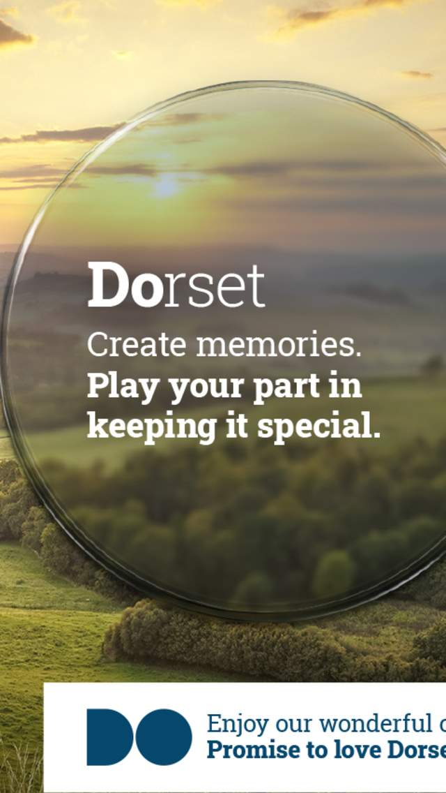 Promise To Love Dorset - create memories and play your part in keeping it special