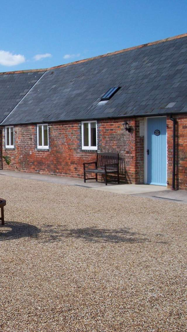 Barn style holiday cottages
