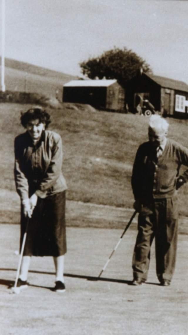Enid Blyton at Isle of Purbeck Golf Club