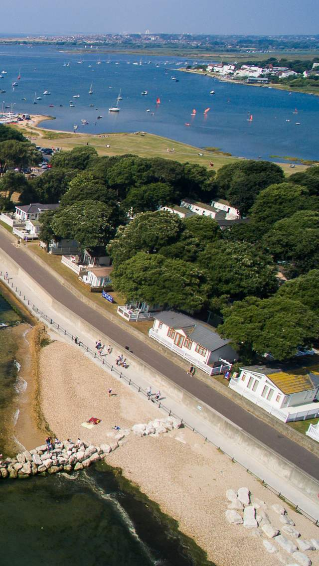 Mudeford Quay and Christchurch Harbour