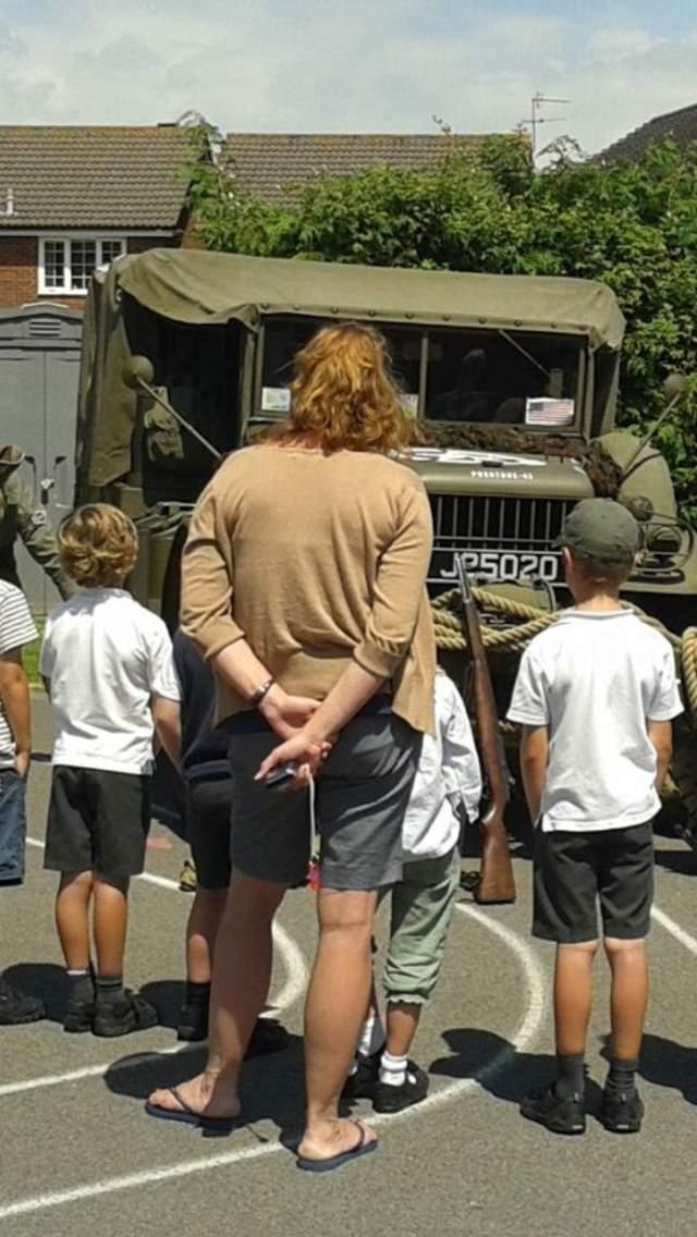 Educational School Visit in Dorset
