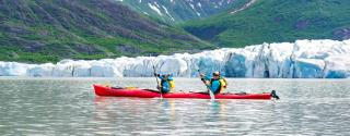 Callout spencer glacier