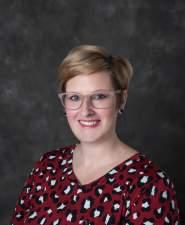 PMVB Web Content Coordinator; Katie McKee