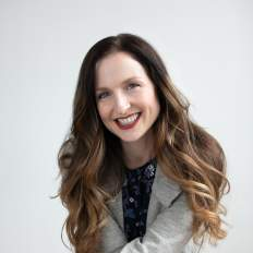 Kelly Messerly- Marketing Content Manager at Experience Grand Rapids, 2019.