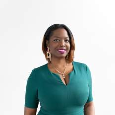 Angela Nelson- VP, Multicultural Business Development at Experience Grand Rapids, 2019.