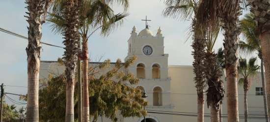 Todos Santos Church