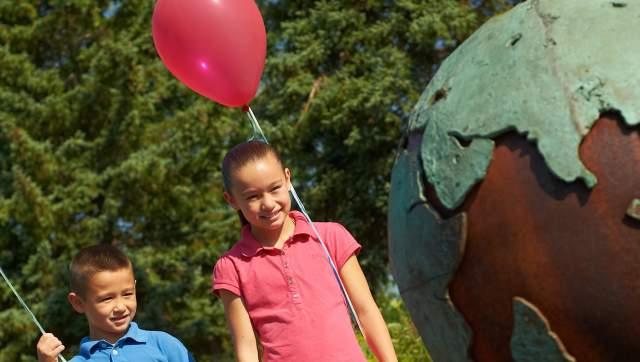 MSU 4-H Children's Garden