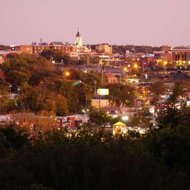 Clarksville Skyline