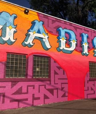 Madison Mural