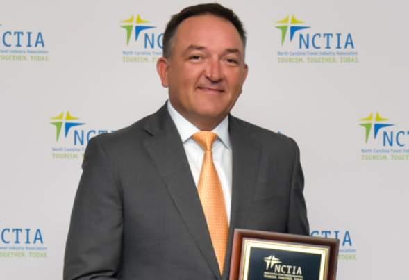 Sam Jones NCTIA 2021 Award