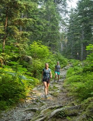 Lost Lake Hikers