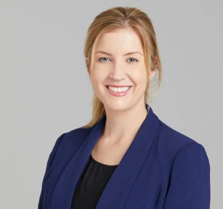 Sarah Casey, Senior Business Development Manager, Business Events Perth