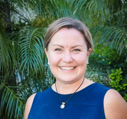 Nicky Hansen, General Manager, Margaret River HEART