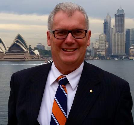 Tony Charters AM, Convenor, Global Eco Asia-Pacific Tourism Conference