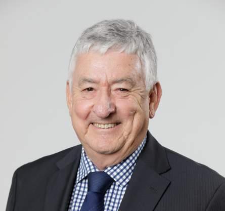 BE Perth Board Director - Ian Gay