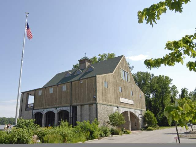 Lewis and Clark Boathouse