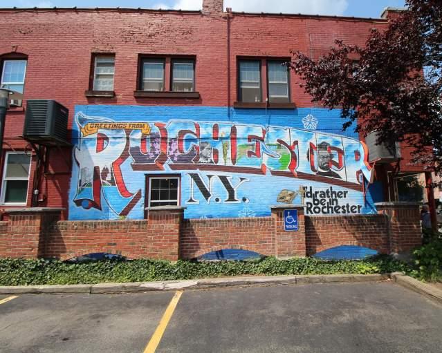 Park Ave Mural