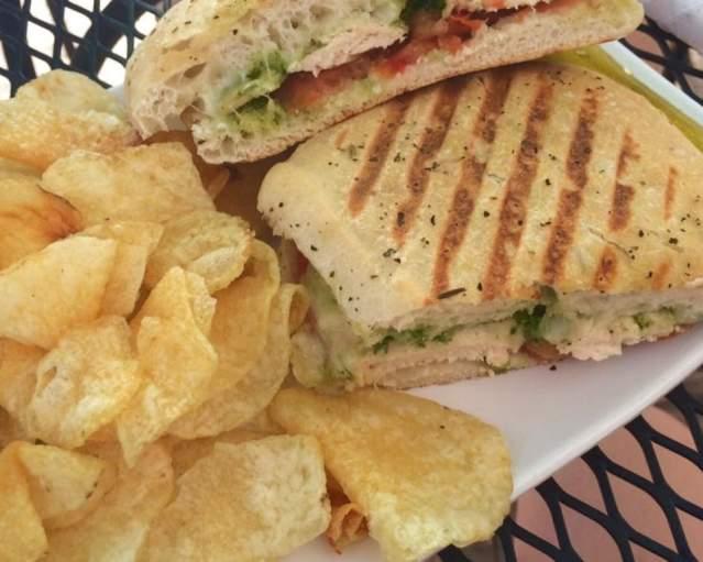 Lovin' Cup Sandwich