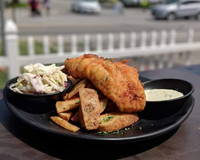 The Union Tavern Fish Fry