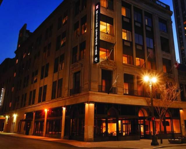 DTN - HI - Hilton Garden Inn Rochester Downtown