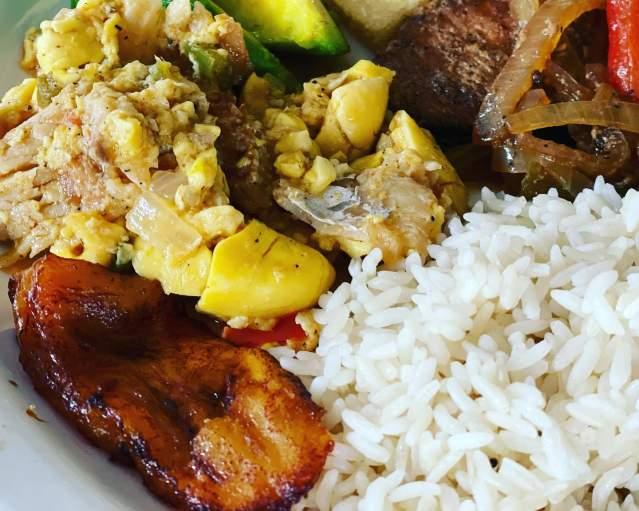 Peppapot Jamaican Food