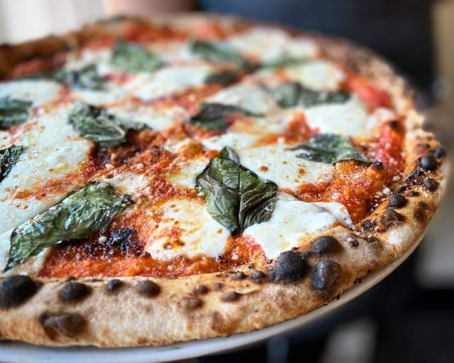 Pizza From Branca Midtown