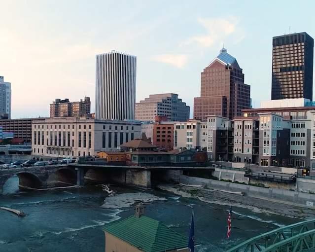 Rochester - Skyline