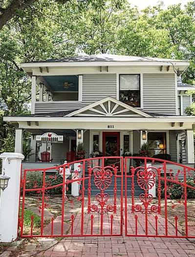 The Red Gate Inn Bed and Breakfast