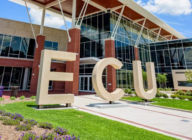 ECU Sign