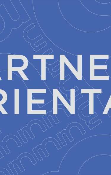 Partners :: Partner Orientation Header