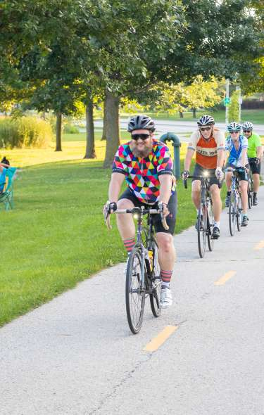 Biking Around Madison Itinerary