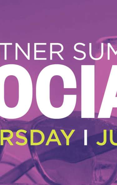 Partner Summer Social 2019 :: Internal Header