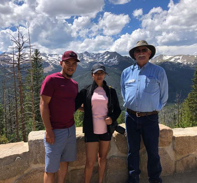 Private tour of Rocky Mountain National Park with Lively Tours and Talks