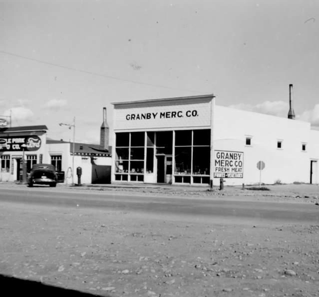 Historic Granby Mercantile