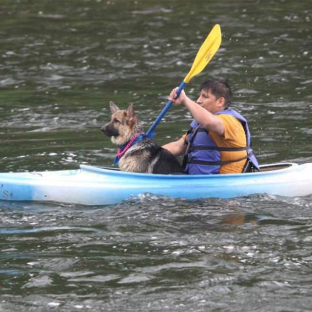 Enjoy a day on the water with you best friend!