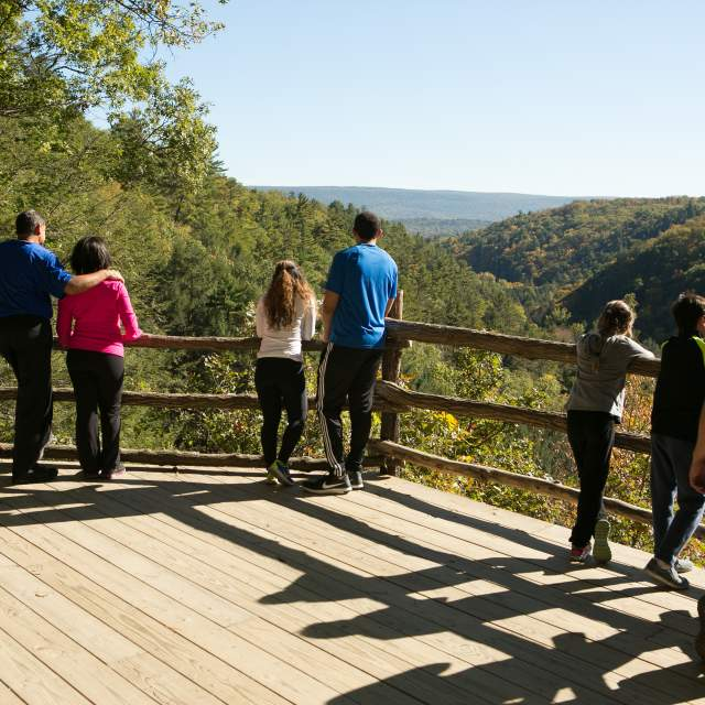 Hike the Beautiful Pocono Mountains