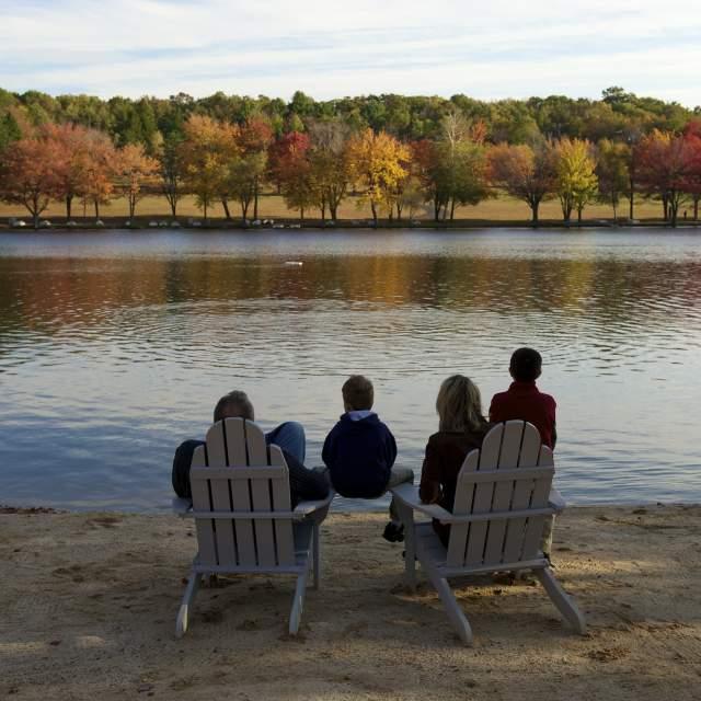 Plan a family fun getaway this autumn in the Poconos