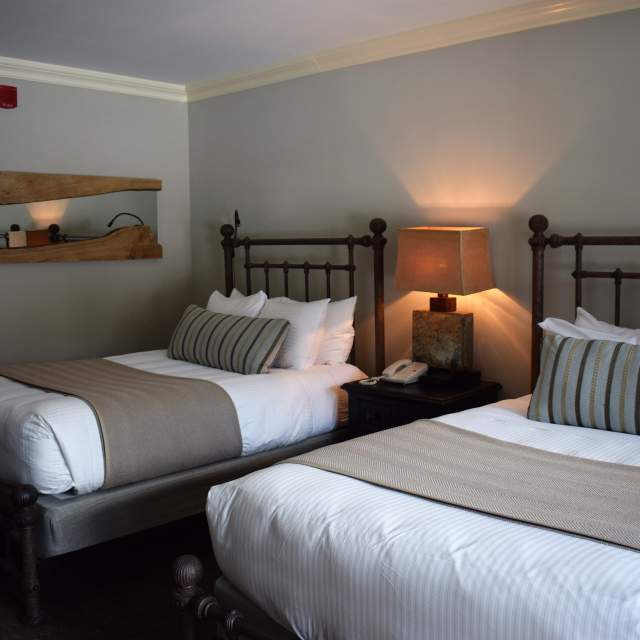 Relax and Unwind for the Night at the Lodge at Woodloch