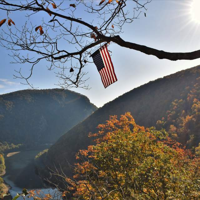 Fall hikes in the Poconos