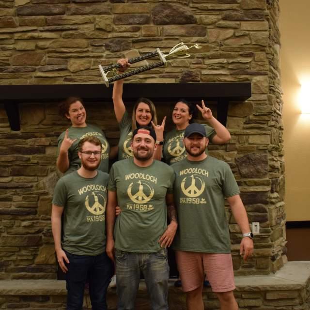 2019 PMVB Tourism Games Winner Woodloch Resort