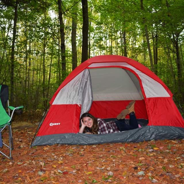 Pocono Mountains Camping