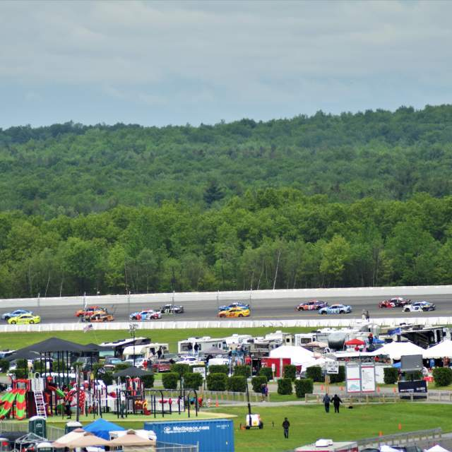 Spend the day at the track!