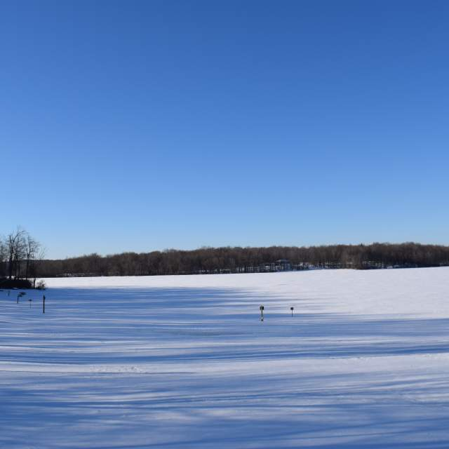 Set out on a winter Pocono snowmobiling adventure