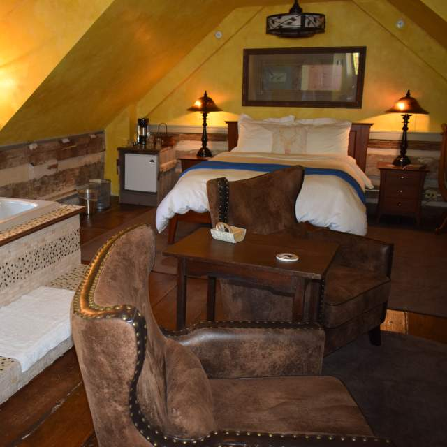 Stay at a Quaint Bed & Breakfast in the Poconos